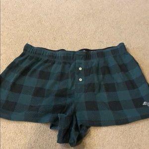PINK Pajama Boxer Shorts